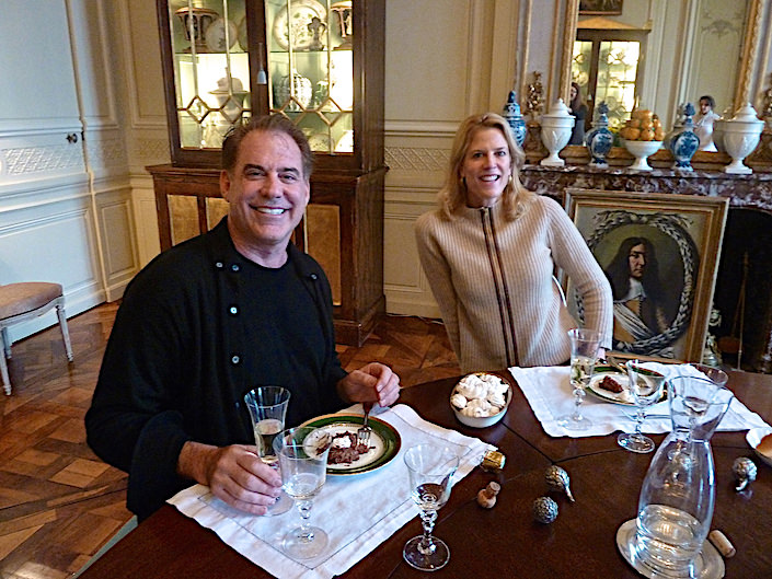 timothy corrigan and susanna salk in France via Quintessencetimothy corrigan and susanna salk in France via Quintessence