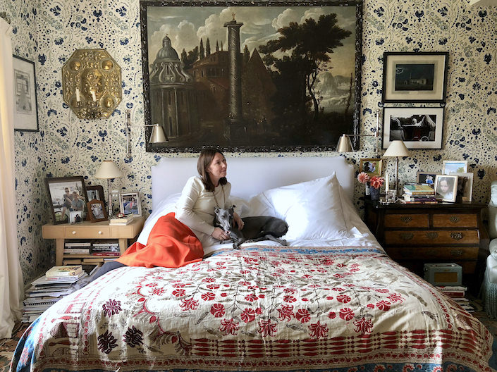 At Home in London with Lulu Lytle