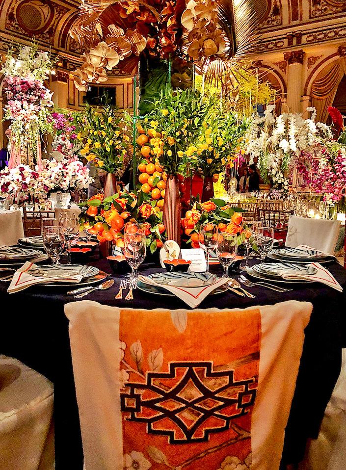 Brynn Olson NYBG Orchid Dinner 2019