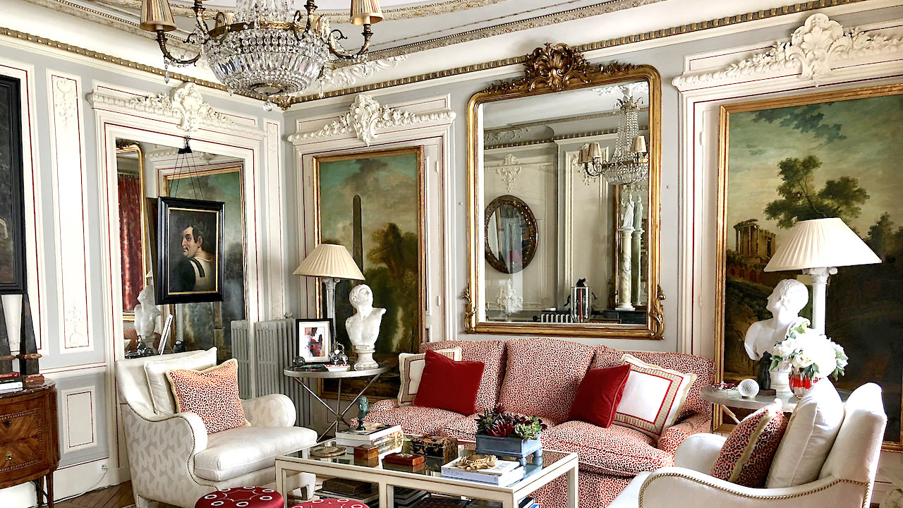 At Home with Timothy Corrigan via Quintessence-1