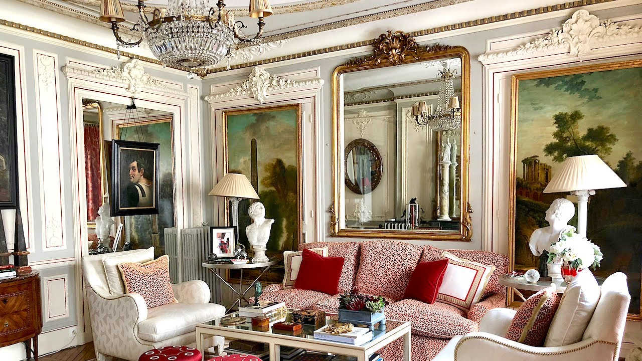Every Since Designer Timothy Corrigan Lived In Paris As An Advertising Executive The Late 1980s He Has Been A Devoted Francophile Love Not Only With
