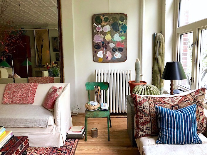At Home with John Derian, photo by Stacey Bewkes for Quintessence