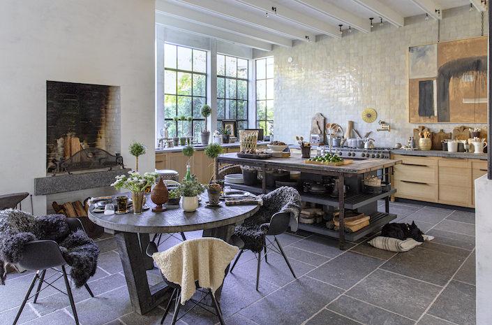 Jill Sharp Weeks Charleston kitchen