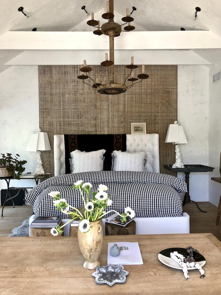 Jill Sharp Weeks bedroom