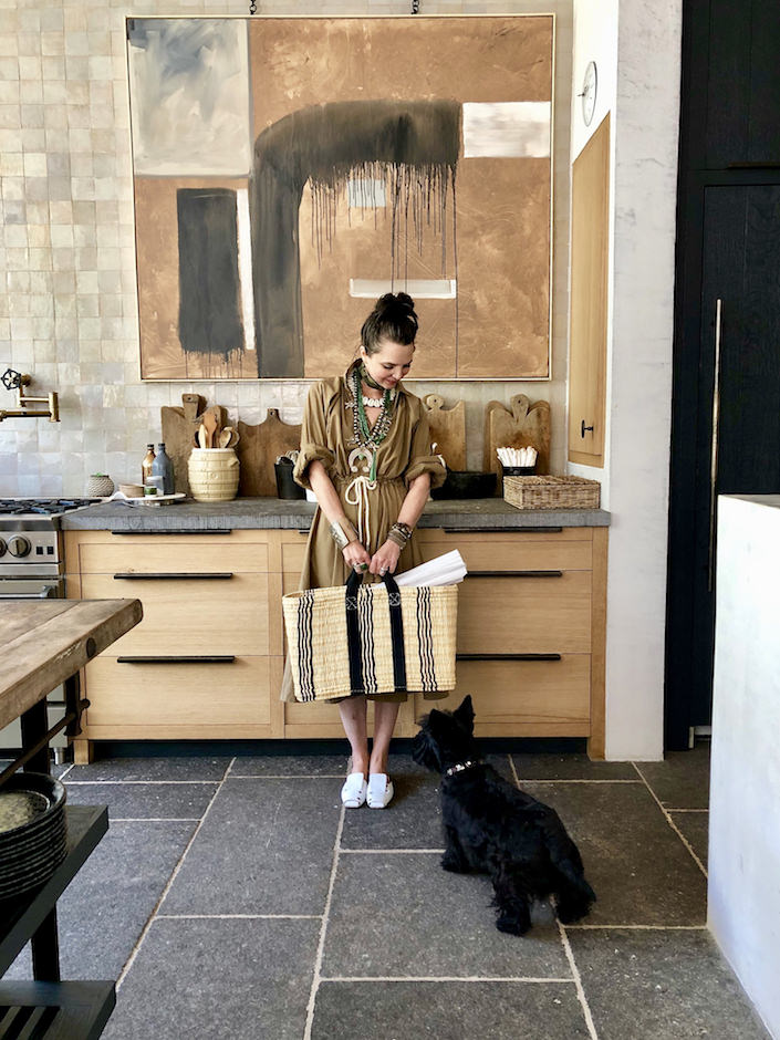 At Home in Charleston with Jill Sharp Weeks