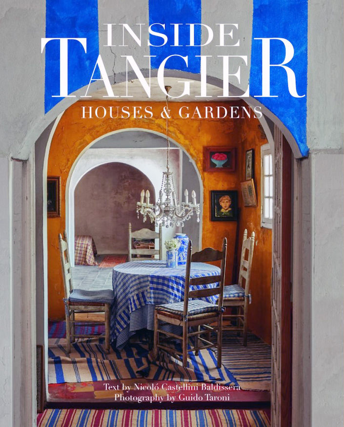 Inside Tangier by Nicolo Castellini Baldissera, photos by Guido Taroni