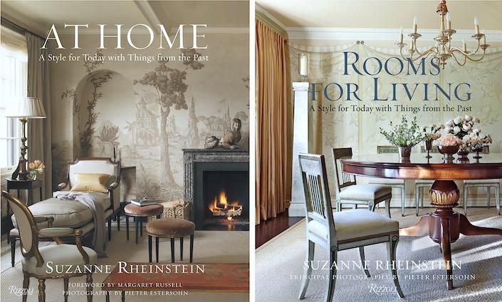 SUZANNE RHEINSTEIN BOOKS VIA QUINTESSENCE