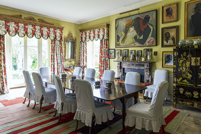 Penny Morrison dining room