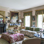 Penny Morrison drawing room
