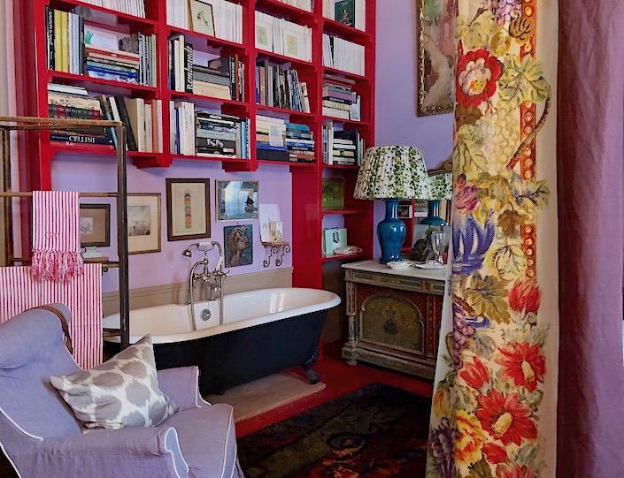 Gert Voorjans Antwerp bedroom via Quintessence