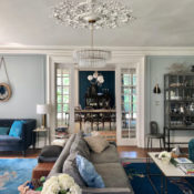 At Home with Susan and Will Brinson