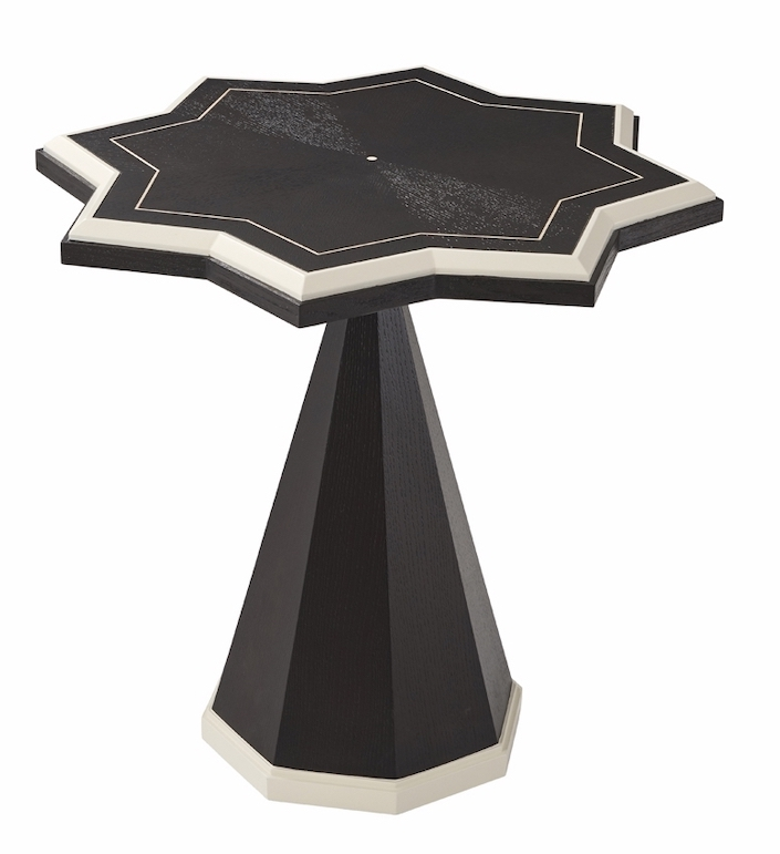 Richard Mishaan Atticus Side Table for Theodore Alexander