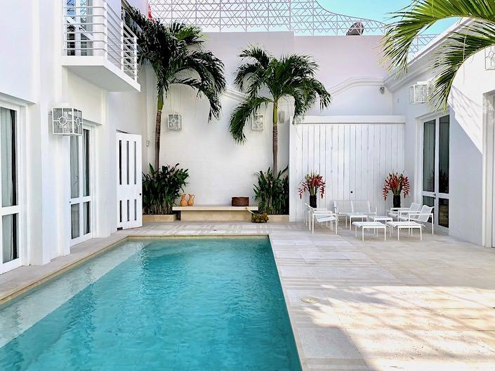 Richard Mishaan Cartagena house with pool-1