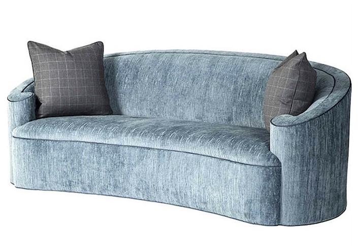 Richard Mishaan Maiden sofa for Theodore Alexander