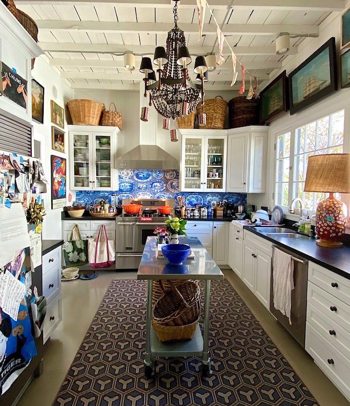 Johnson Hartig kitchen via Quintessence