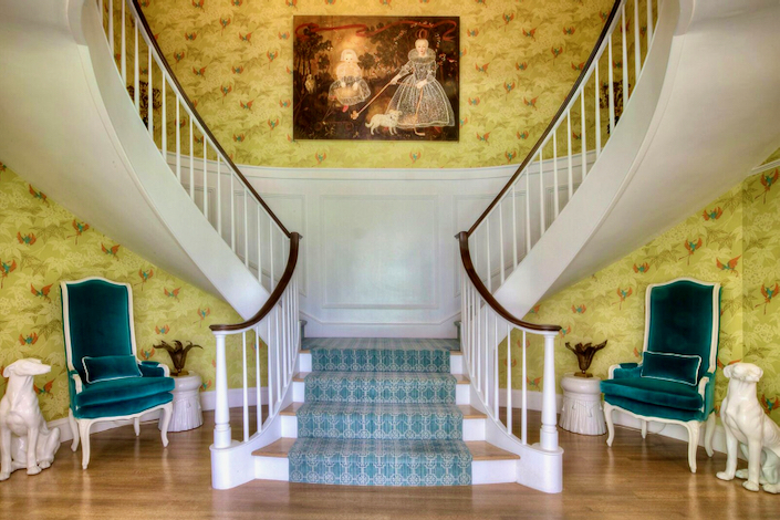 Fawn Galli Interiors Newport, RI project,