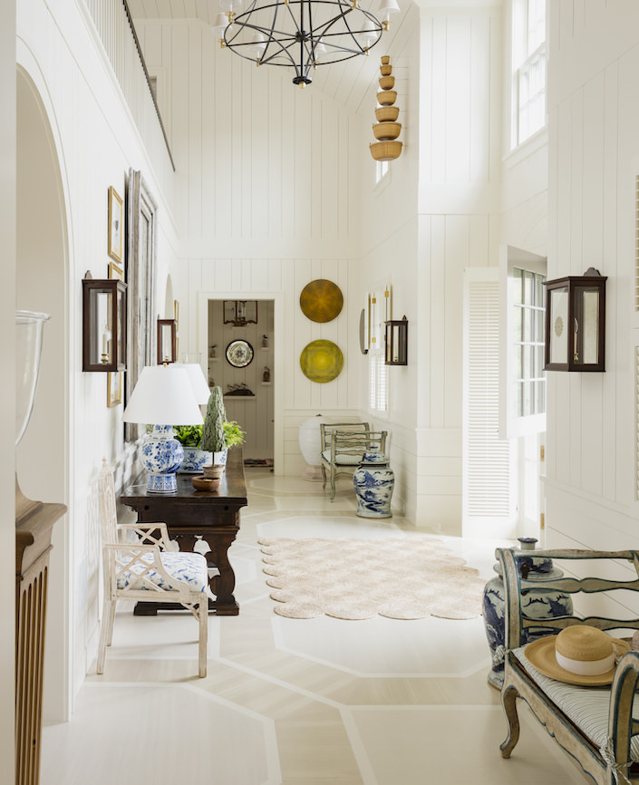 Markham Roberts Notes on Decorating Nantucket entry