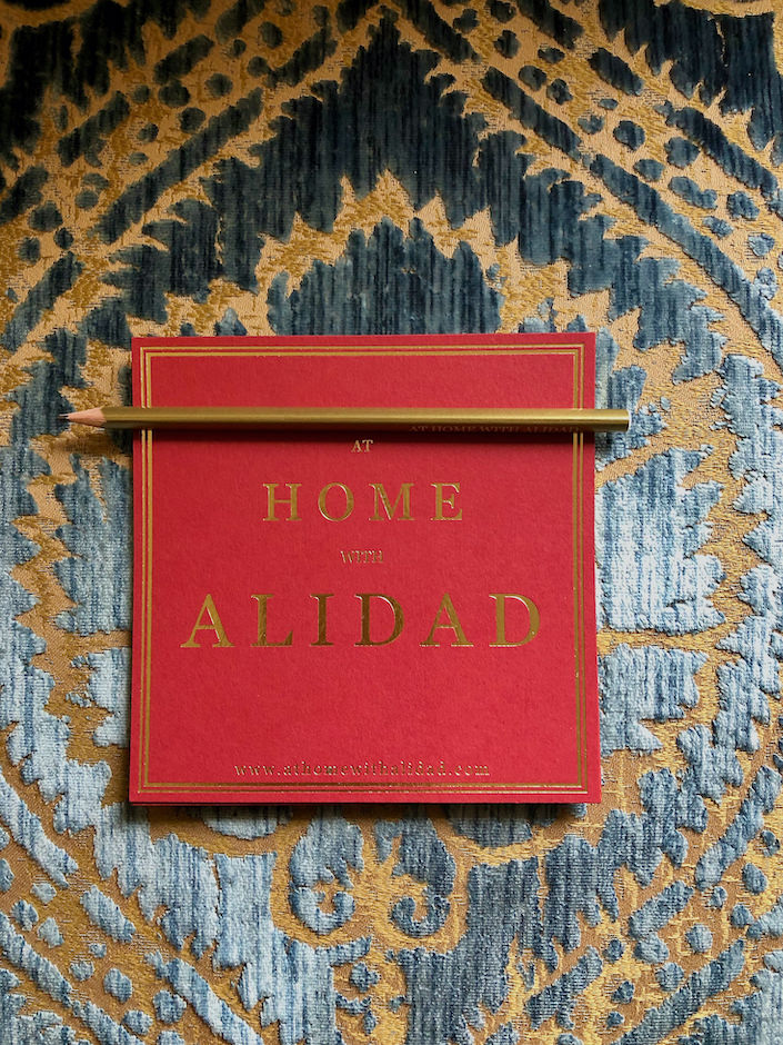 At home with the Alidad program via Quintessence-1
