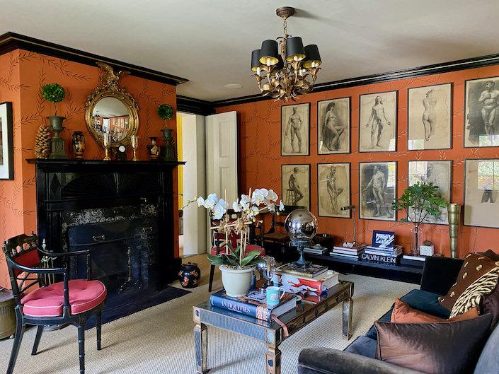 home of Martin Cooper and Karen Suen-Cooper, via Quintessence-1