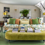 At Home in the Hamptons with Kate Rheinstein Brodsky