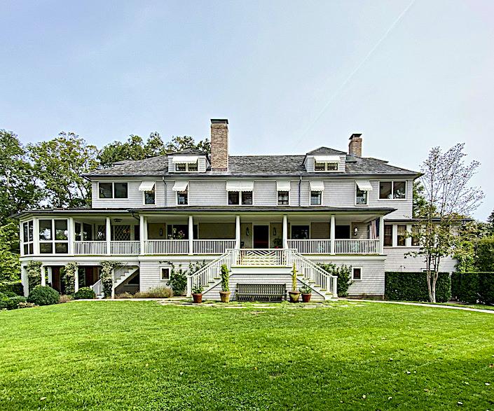 Kate Rheinstein Brodsky Hamptons home