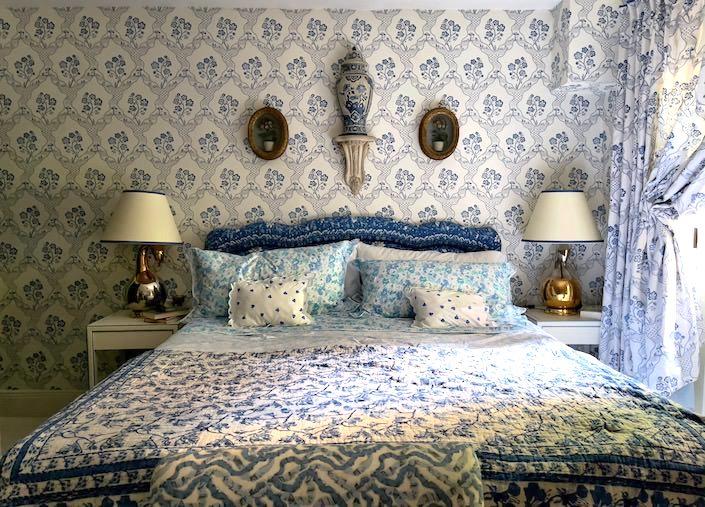 Emily Eerdmans NYC bedroom