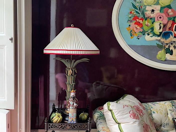 Emily Eerdmans NYC living room