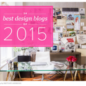 24 best design blogs by Domino magazine