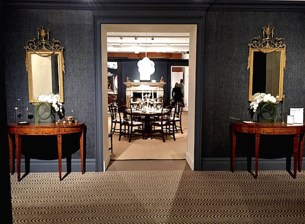 AREA Interior Design gallery at Sotheby's Showhouse