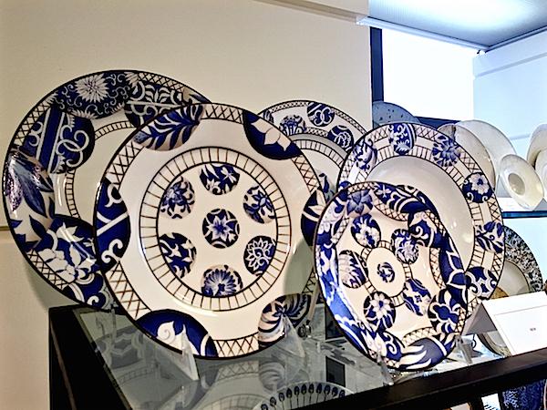 Alberto Pinto Shanghai fall tabletop