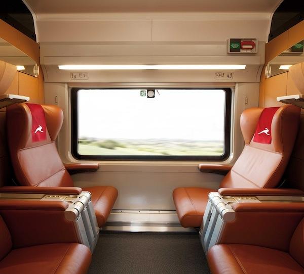 Italo new Italian train