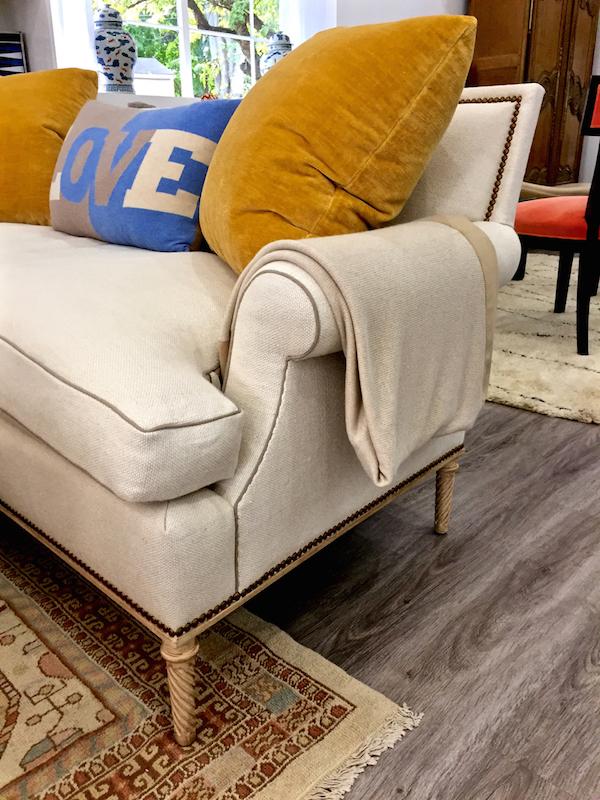 Anthony Lawrence Home Jansen style sofa