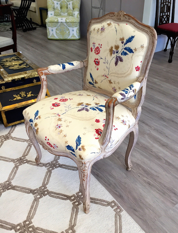 Anthony Lawrence Home fauteuil