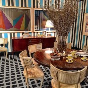 Ashley Darryll breakfast room at the 2015 Sotheby's Designer Showhouse