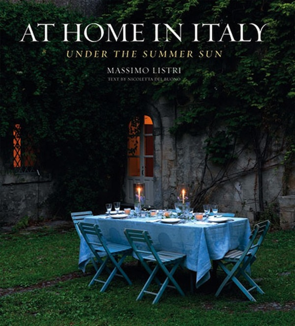 At Home in Italy book