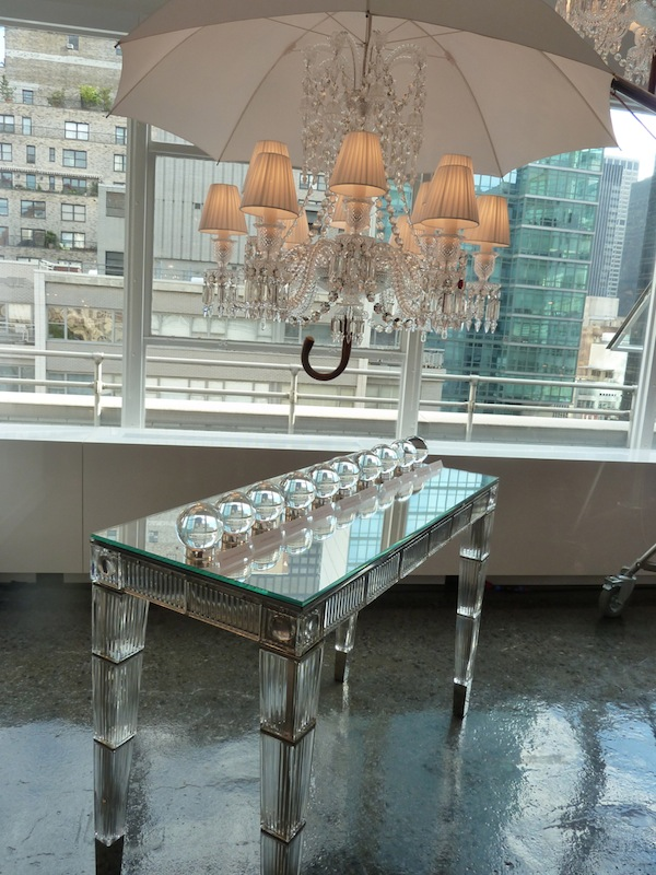 Elle Decor Presents Its New A List At Baccarat