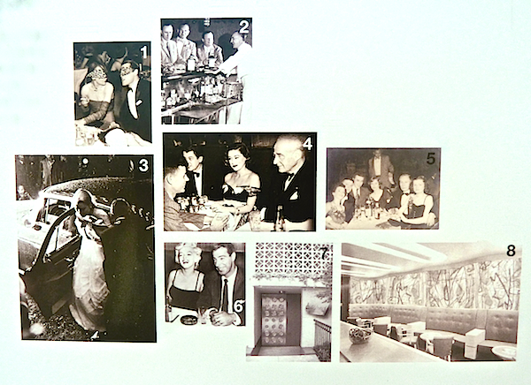 Bar Alfred photos in Doug Meyer Legends window