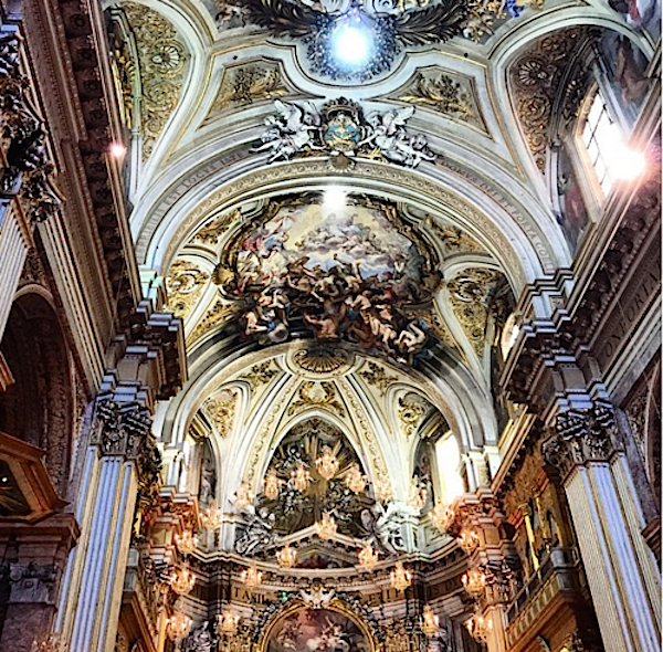 Basilica dei Santi XII Apostoli in Rome