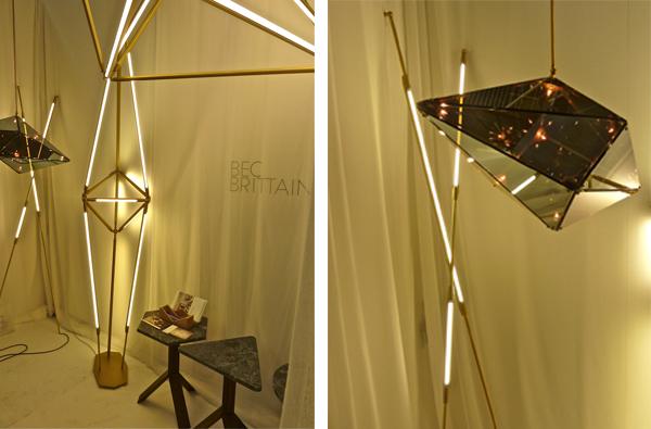 Bec Brittain LED lighting