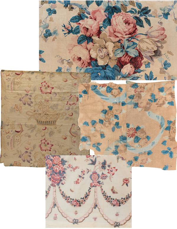 Bennison document fabrics