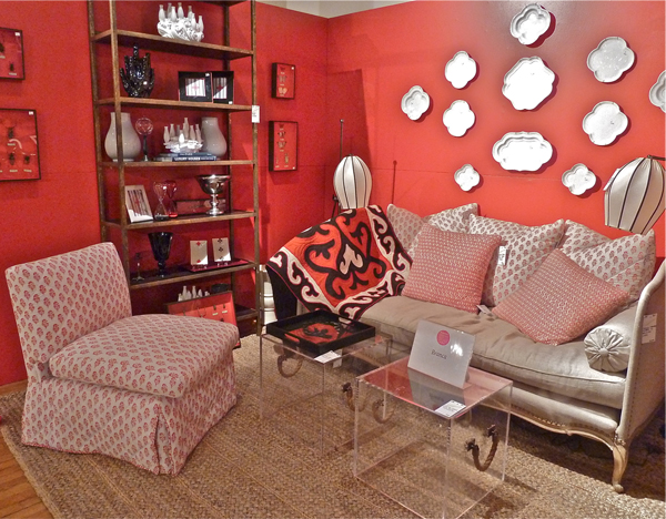 Ravishing rooms at design on a dime for Apartment design on a dime