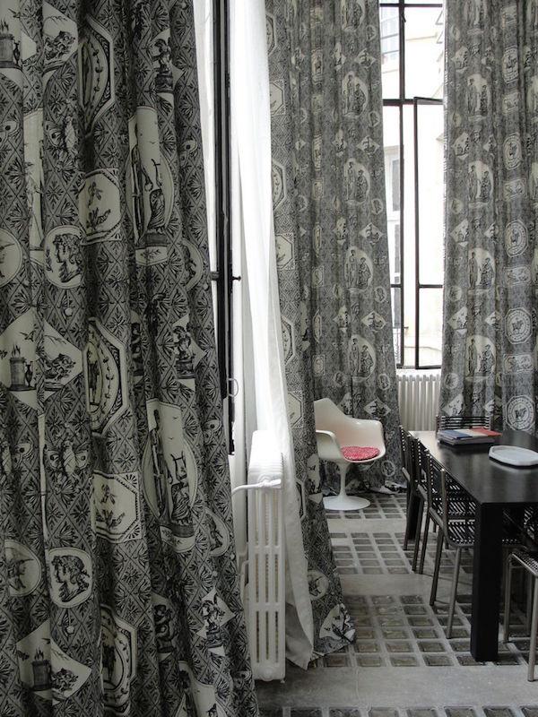 pierre frey inspiring interiors quintessence. Black Bedroom Furniture Sets. Home Design Ideas