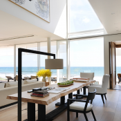 Christian Liagre Malibu Beach house in Twelve Projects, photo Jean-Philippe Piter