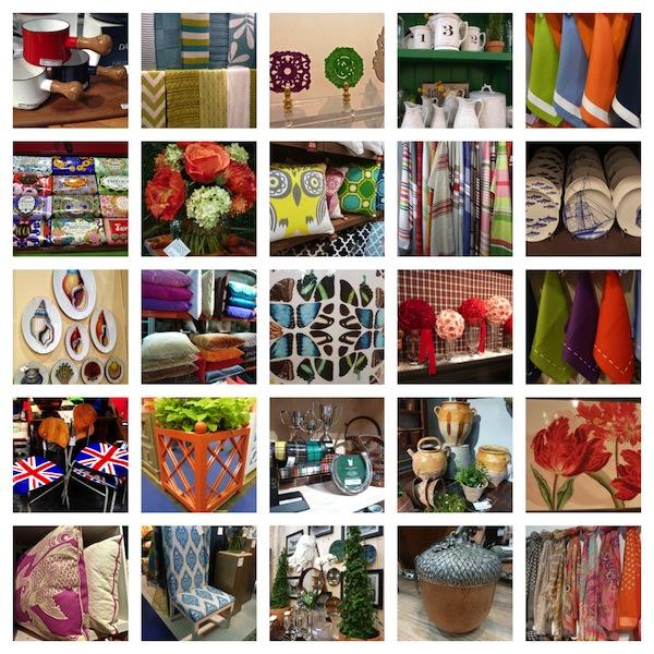 Vendors from the New York International Gift Fair