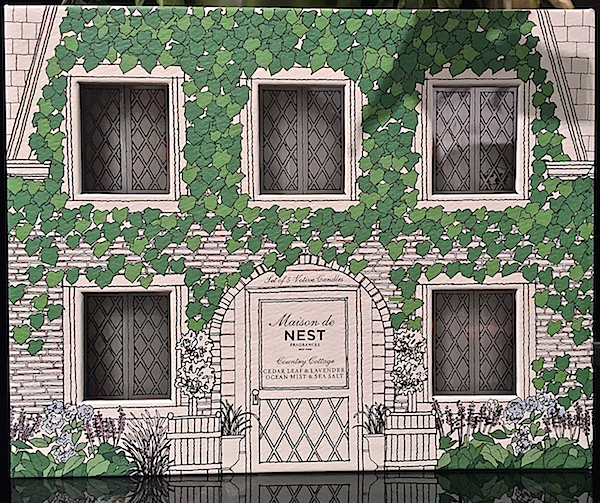 Country Cottage Nest Fragrance Gift Set at NY Now 2015