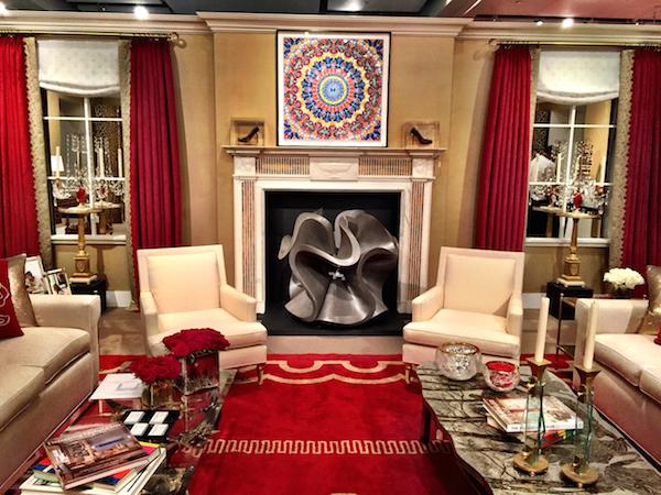 Cullman & Kravis 2015 Sotheby's Designer Showhouse