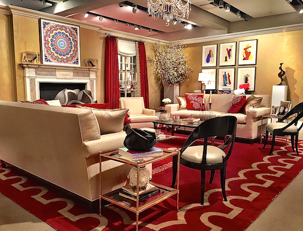 Cullman & Kravis at 2015 Sotheby's Designer Showhouse
