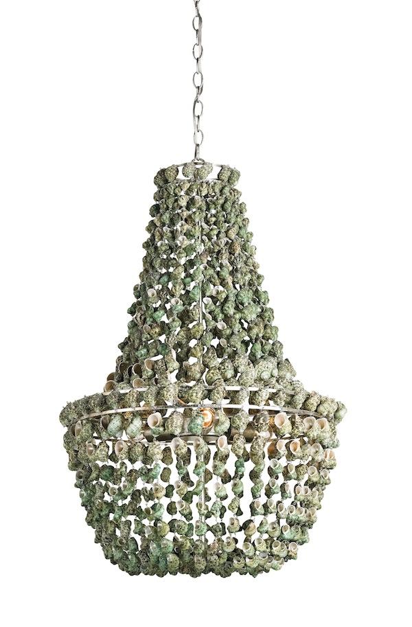 Quintessa chandelier
