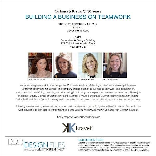 Building a Business on Teamwork