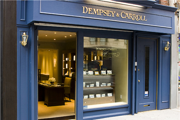 Dempsey & Carroll stationers in NYC